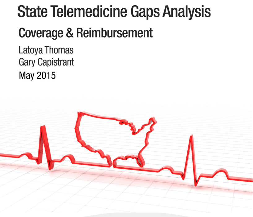 ATA State Telemedicine Gaps Analyses  Coverage & Reimbursement